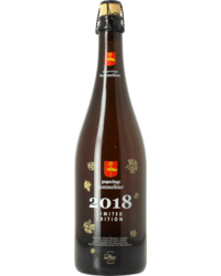 Flaschen Bier - Poperings Hommel Bier 2018 Limited Edition