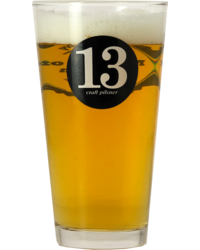 Bottled beer - 13 Pilsner - 25 cl Glass