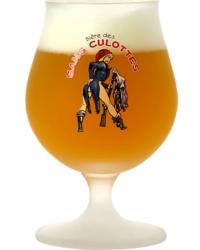 Flaschen Bier - Verre Sans Culotte - Back - 25 cl