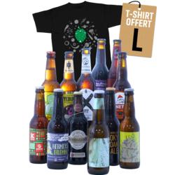 Accessoires et cadeaux - Assortiment Best Of Beery + T-shirt L OFFERT
