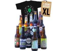 GIFTS - Assortiment Best Of Beery + Free T-shirt XL
