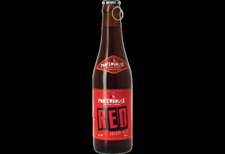Flessen - Porterhouse Irish Red Ale