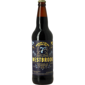 Westbrook 7th Anniversary Chocolate and Sea Salt