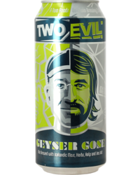 Botellas - Evil Twin Geyser Gose - Collaboration Two Roads