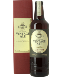 Bottled beer - Fuller's Vintage Ale 2017