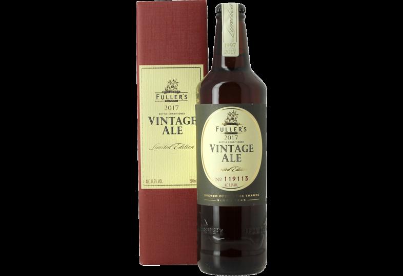 Bottiglie - Fuller's Vintage Ale 2017
