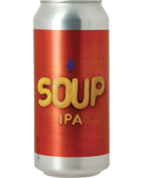 Bottled beer - Garage Beer Co. Soup IPA