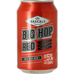 Bouteilles - Big Hop Red