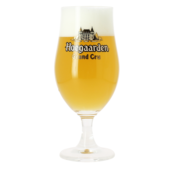 Hoegaarden Grand Cru glass - 33 cl
