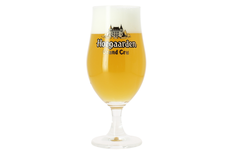 Beer glasses - Hoegaarden Grand Cru glass - 33 cl