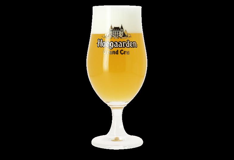 Bierglazen - Glas Hoegaarden Grand Cru