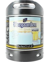 Fûts de bière - Fût 6L Hoegaarden