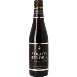 Bouteilles - Straffe Hendrik Quadruple