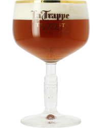 Beer glasses - La Trappe glass - 25cl