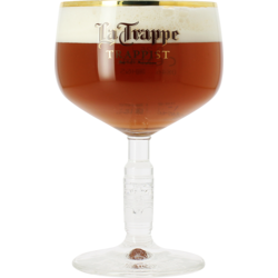 Ölglas - La Trappe glass - 25cl