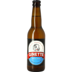 Bouteilles - Ginette Natural White