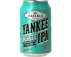 Bouteilles - Yankee White IPA