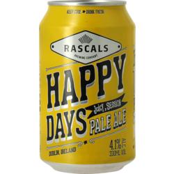 Bouteilles - Happy Days Session Pale Ale