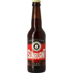 Flaskor - Eight Degrees Sunburnt Irish Red Ale