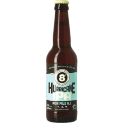 Flaskor - Eight Degrees Hurricane IPA