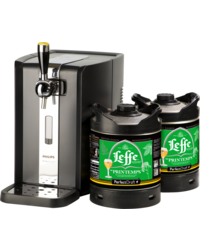 Beer dispensers - Party Pack PerfectDraft Leffe de Printemps