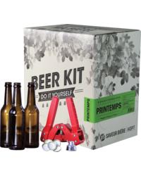 Beer Kit - Beer Kit complet, je brasse une bière de printemps