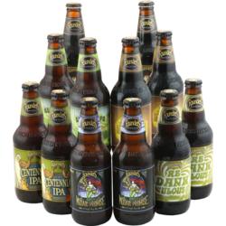 Gåvor - Assortiment Founders - 12 bières