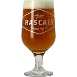 Verres à bière - Verre à pied Rascals - 33 cl