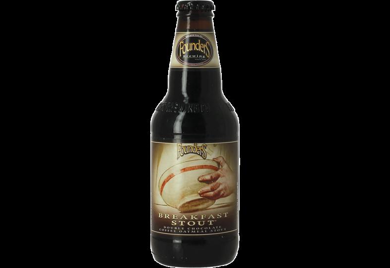 Bottled beer - Founders Breakfast Stout