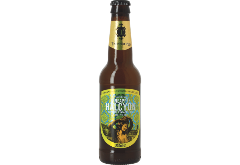 Bouteilles - Pineapple Halcyon