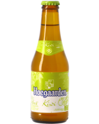 Bottled beer - Hoegaarden Radler Kiwi and Mint