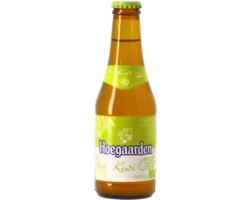 Bottled beer - Hoegaarden Radler Kiwi and Mint