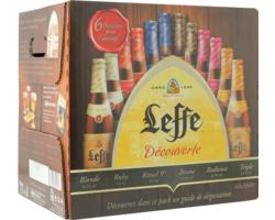 Regalos y accesorios - Pack de iniciación Leffe 12x33cl