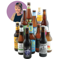 Cadeaus en accessoires - Collectie: Juliettes 12 favoriete biertjes!