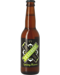 Bottled beer - De Leckere Spring Haver