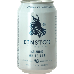 Einstok Icelandic White Ale - 33cl Can