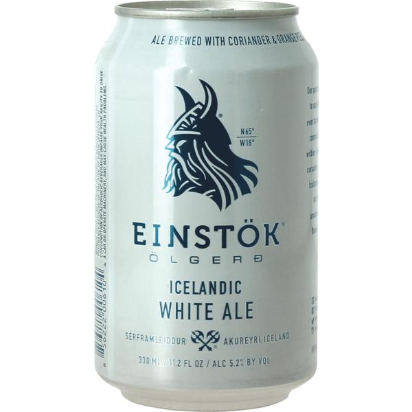 Einstok Icelandic White Ale - 33cl Can