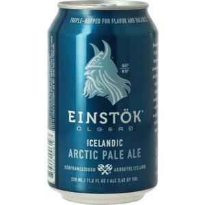 Einstok Icelandic Arctic Pale Ale Blik