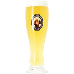 Beer glasses - Franziskaner Weissbier glass - 50 cl