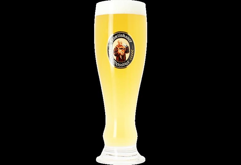 Beer glasses - Franziskaner Weissbier glass - 50 cl