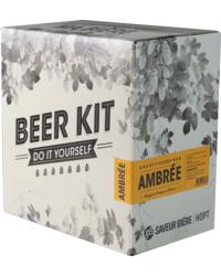 Brassage - Beer Kit, je brasse une ambrée