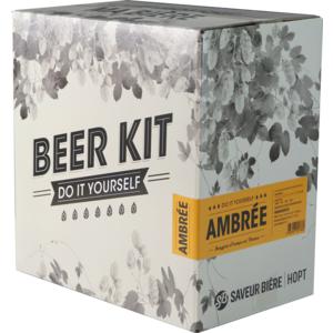 Beer Kit, je brasse une ambrée