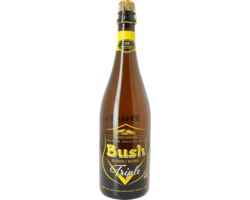 Bouteilles - Bush Blonde Triple 75cl