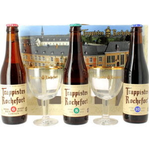 Coffret Trappistes Rochefort