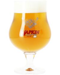 Biergläser - Glas Hapkin
