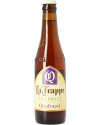 Bouteilles - La Trappe Quadrupel