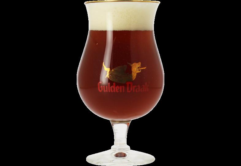 Ölglas - Gulden Draak Glass 33cl