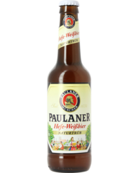Bouteilles - Paulaner Hefe-Weissbier - 33 cL