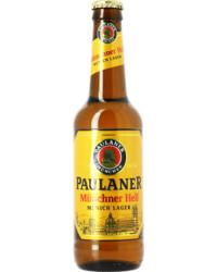 Bouteilles - Paulaner Original Münchner Hell - 33 cL
