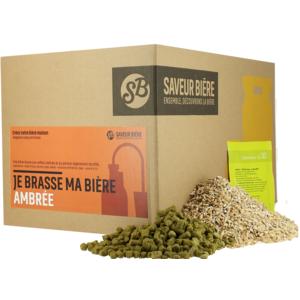 Recharge Beer Kit bière ambrée